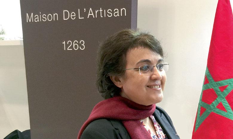 L'artisanat marocain  dans toute sa splendeur  au salon professionnel  «New York Now»