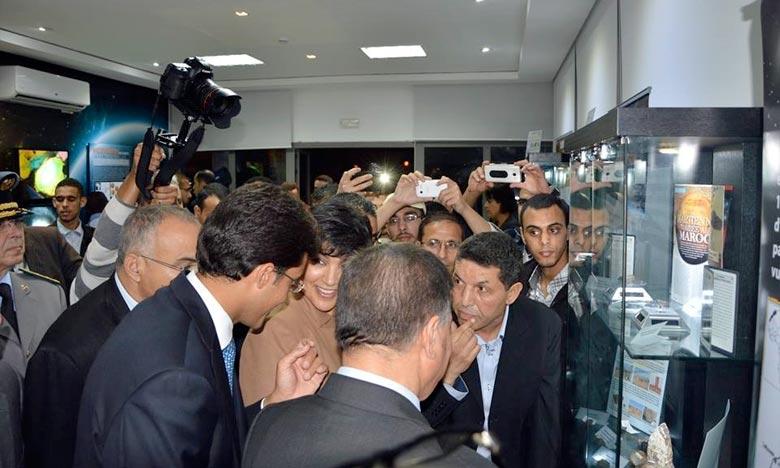 Le musée des sciences consacré aux météorites à Agadir, destiné à la valorisation et la préservation du patrimoine naturel et culturel national, présente des collections fixes et des objets relatifs aux sciences de la terre et de la vie et à l'astrop