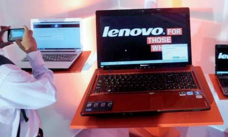 Lenovo fait les frais de la déprime du marché