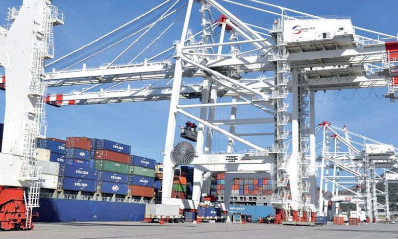 L'assistance technique en cours devra étudier la faisabilité de mise en place d'une autoroute de l'export dynamique à partir du Maroc.