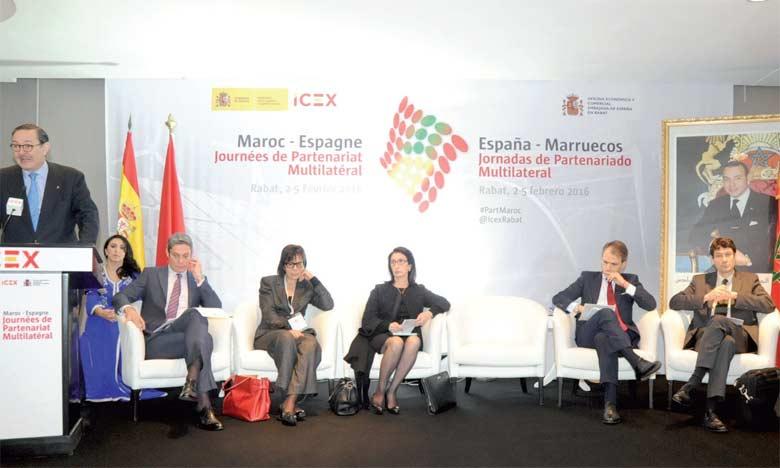 Les échanges commerciaux entre le Maroc et l'Espagne représentent l'équivalent de 10% du PIB marocain.                               Ph. Kartouch