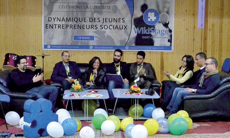 Les intervenants dans la deuxième édition Wikistage ont échangé sur les compétences à développer pour réussir dans l'entrepreneuriat.