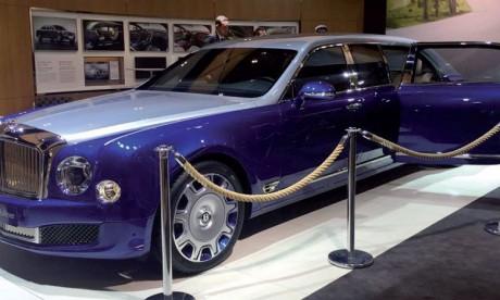 Ultime expression de luxe automobile