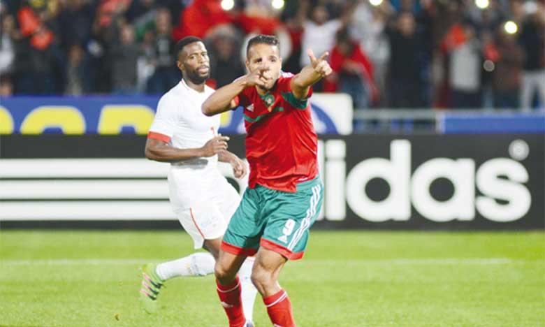 Le Maroc s'offre le Cap-Vert et se qualifie pour la Coupe d'Afrique