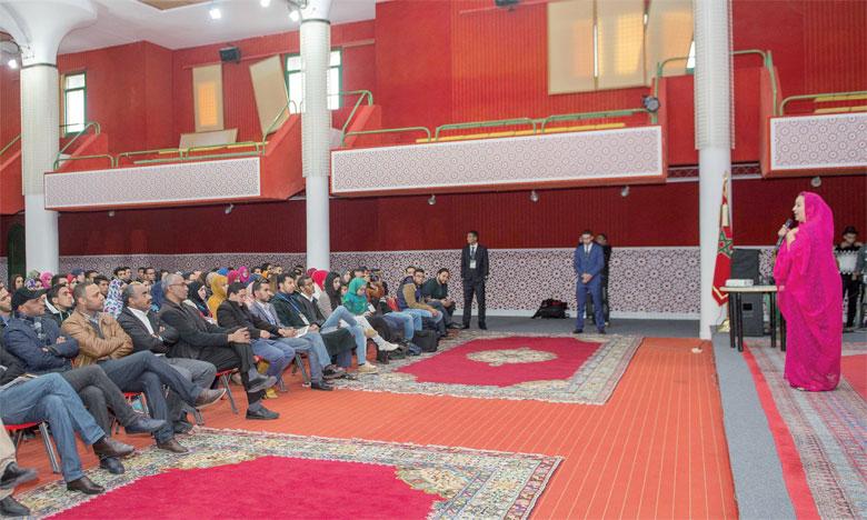 «iBDA» veut accompagner, sur une durée de trois ans, plus de 3.000 jeunes étudiants des établissements de formation professionnelle de la région  de Laâyoune-Sakia El Hamra.
