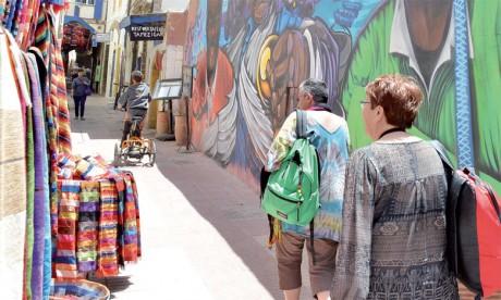 La cité de Mogador veut charmer  plus de touristes