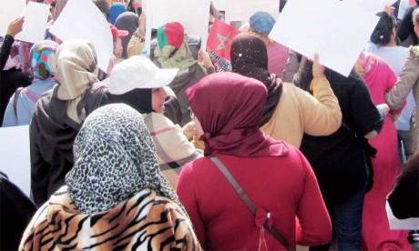 Faible promotion des droits des femmes dans la région MENA