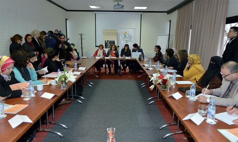 Les ONG avancent que le texte de loi sur les violences faites aux femmes est en déphasage avec les engagements internationaux du Maroc.Ph. Saouri