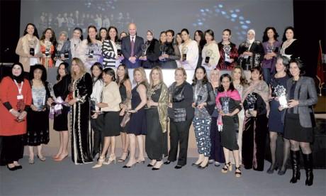 Hommage à 40 Marocaines entrepreneures résidant à l'étranger