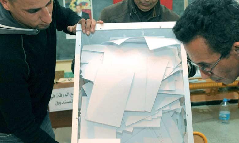 Les attentes des formations politiques pour les prochaines législatives