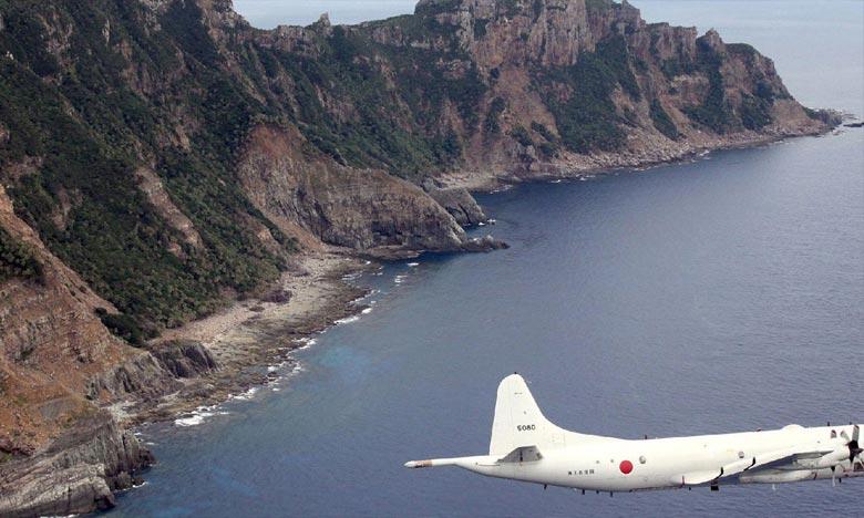 La Chine considère comme son «territoire national» la quasi-totalité de la mer de Chine méridionale et mène, dans l'archipel des Spratleys (sud). Ph : lexpress.fr
