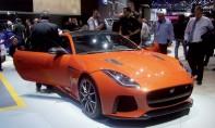 Première Jaguar SVR