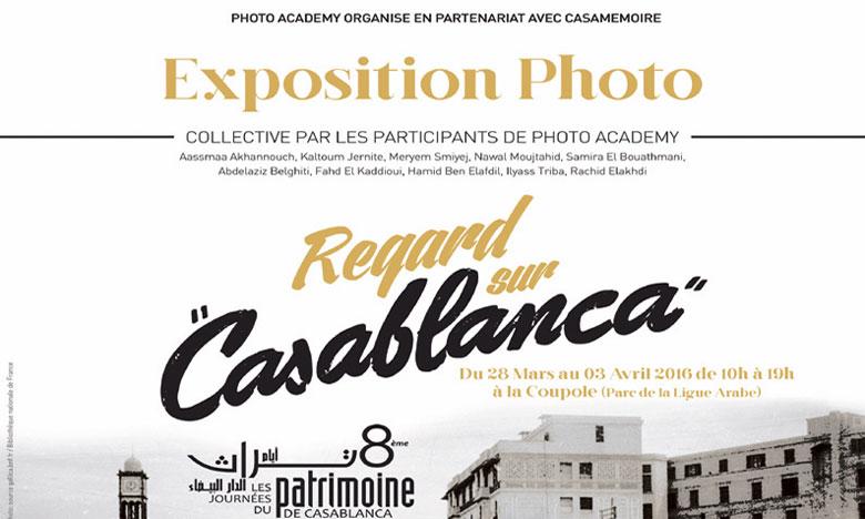 «Regards sur Casablanca»  à la Coupole