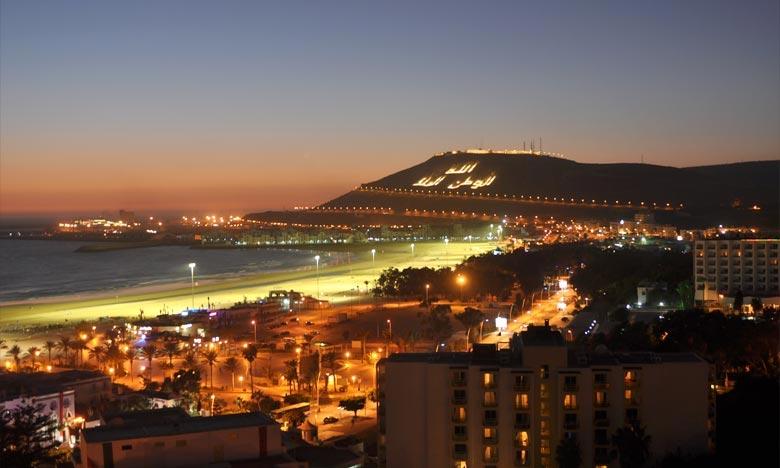 Selon le Conseil régional du tourisme (CRT) d'Agadir, le nombre des touristes nationaux a connu une hausse de 14,78% par rapport à la même période de 2015. Ph : DR