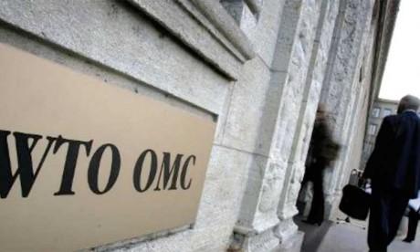 L'OMC réduit de 1,1 point ses prévisions 2016