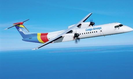La famille Bombardier s'élargit  avec Congo Airways