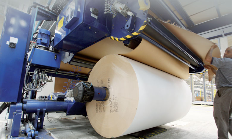 L'impression flexographique en quadrichromie est l'aboutissement d'une série d'investissements de 120 millions de DH réalisés en 2011, «en vue de produire des emballages au moyen d'un outil industriel doté des dernières technologies».