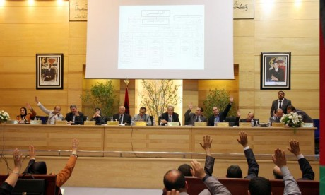 Le Conseil approuve son organigramme administratif