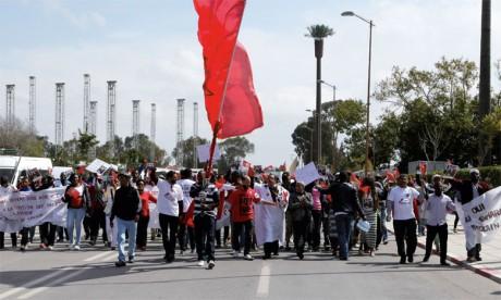 Des émigrés subsahariens protestent à Rabat contre les propos «irresponsables» du SG de l'ONU