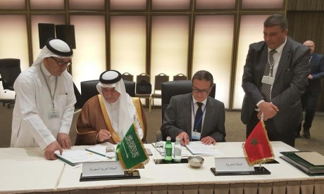 L'Arabie accorde 230 millions de dollars au Maroc