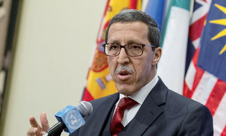 Le Maroc dénonce la campagne hostile  du Secrétariat des Nations unies