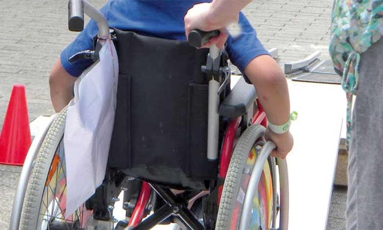 La vie de tous les jours reste un défi perpétuel pour les personnes handicapées.