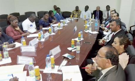 Mission fructueuse pour les entreprises marocaines  en prospection au Cameroun
