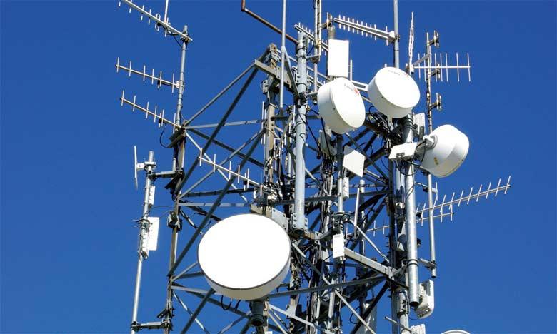 La plus importante croissance enregistrée sur le marché télécoms est celle de l'Internet.
