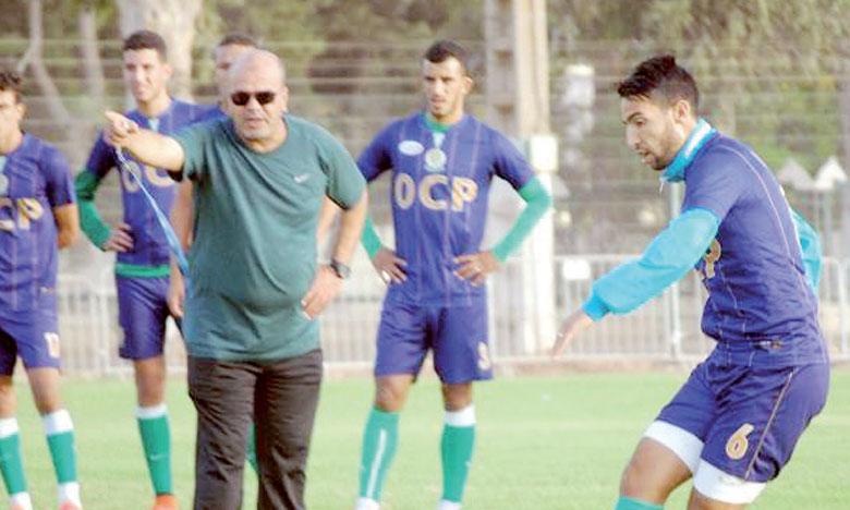L'une des raisons qui avaient poussé Ahmed El Ajlani à rendre le tablier est le manque de doublures dans le vestiaire de l'OCK.