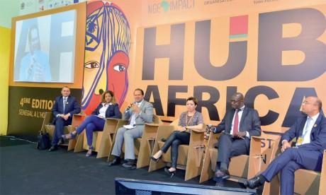 1.500 rendez-vous BtoB rythment le Forum Hub Africa