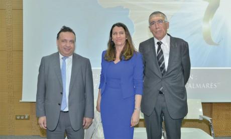 Les 72 marques sélectionnées pour la septième édition des Morocco Awards ainsi que le jury retenu ont été dévoilés mardi par l'OMPIC.                    Ph. Saouri