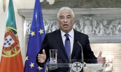 «Il n'est pas juste d'appliquer au Portugal la moindre sanction, après tout ce que les Portugais ont enduré ces quatre dernières années», a plaidé  le Premier ministre socialiste Antonio Costa.