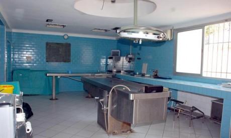 Pour une meilleure gestion des services de la morgue