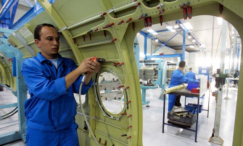 L'industrie aéronautique nationale offre la possibilité d'atténuer le déficit de la balance commerciale. Ph : AFP