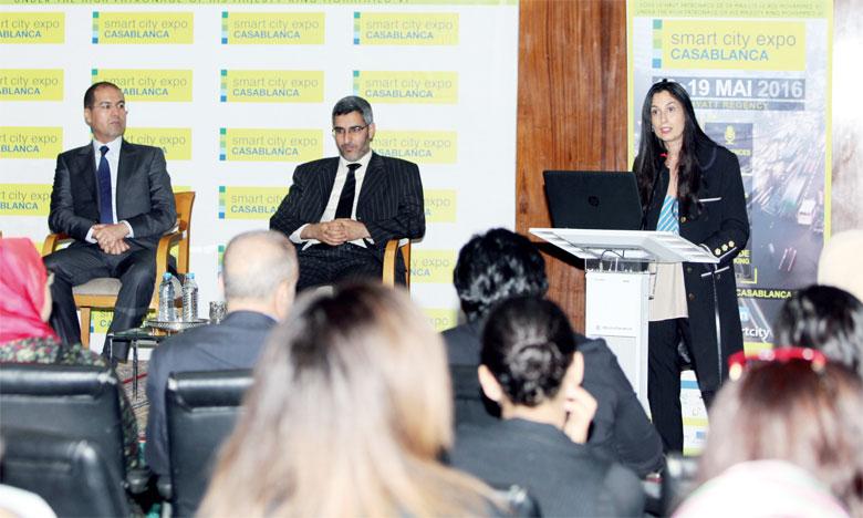Défi relevé pour «Smart City Expo»