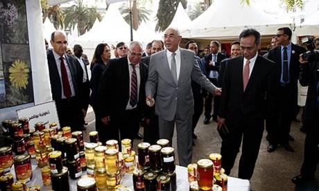 Un village national des AGR inauguré à Rabat