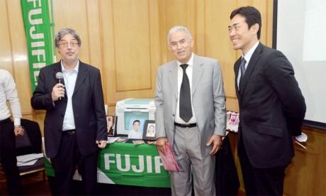 Fujifilm introduit ses Smartlab au Maroc