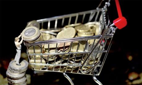 Les prix à la consommation en légère hausse en avril, boostés par les services