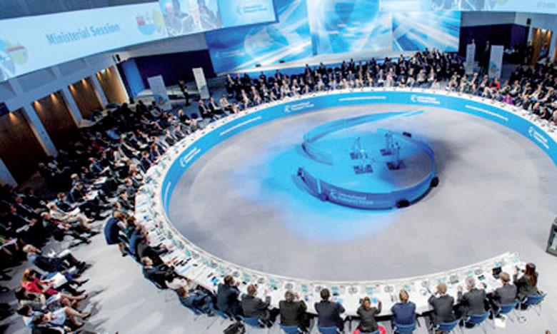 Le programme de cette édition comprend des discussions politiques entre les ministres du monde sur différentes thématiques liées aux transports.
