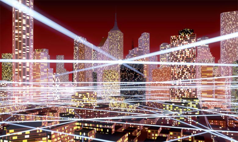 la ville intelligente n'a de sens que si le potentiel des nouvelles technologies sert l'humain et contribue à l'inclure dans la vie de la cité pour l'associer à la création du service publique et à la décision  politique et pour élargir les dispositi