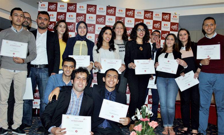 Le projet «Al Morad» a renforcé les possibilités d'accès à l'emploi à près de 15.000 jeunes, dont 8.000 femmes (54%), originaires de plusieurs régions du Royaume.