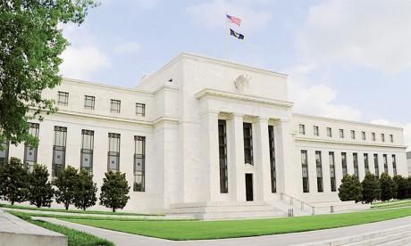 La Fed prévoit une expansion de 2,2% cette année, après 2,4% en 2015.