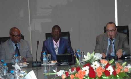 Signature d'une Convention entre l'OFPPT et la République Centrafricaine
