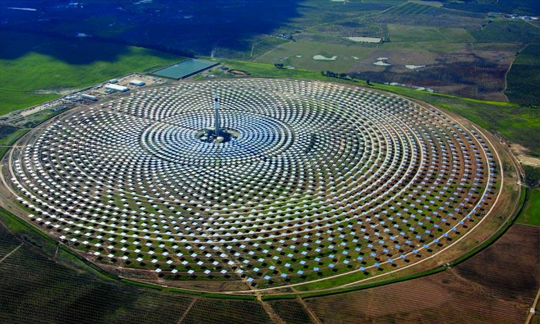 Le Maroc a opté pour une politique très volontariste en matière des énergies renouvelables en vue de réduire sa dépendance des énergies conventionnelles et stimuler une économie verte. Intervenant. Ph : electramaroc.ma