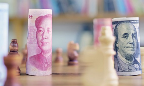 Dé-dollarisation de l'économie mondiale : vers un système  monétaire multipolaire ?