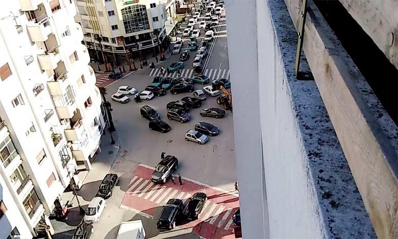 Durant le Ramadan, les esprits sont échauffés et le Code de la route encore moins respecté.