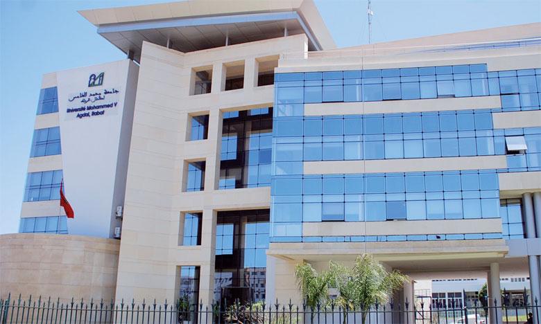 L'Université Mohammed V de Rabat a été classée au 22e rang parmi 124 établissements dans le monde arabe.