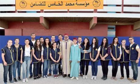 La Fondation Mohammed V pour la solidarité, un modèle à suivre