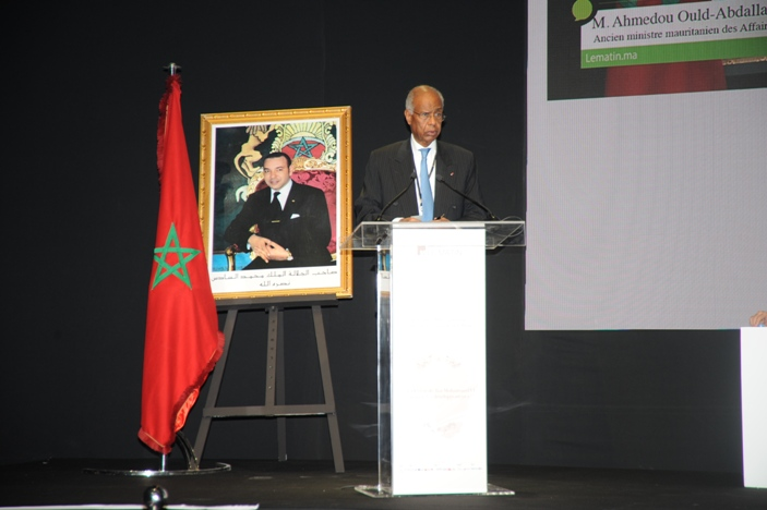 Ahmedou Ould-Abdallah, ancien ministre mauritanien des Affaires étrangères