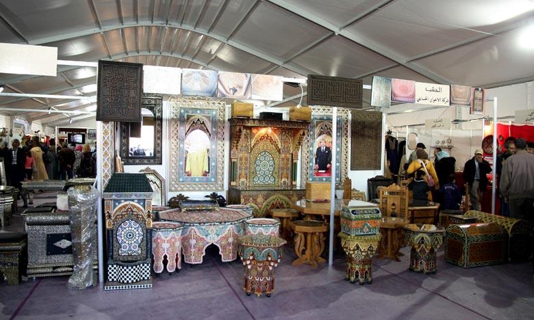 Fès réunit ses artisans des neuf provinces